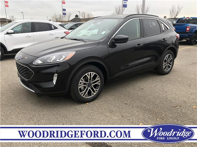 2020 Ford Escape SEL (Stk: L-74) in Calgary - Image 1 of 4