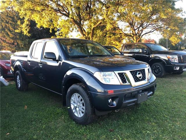 2019 Nissan Frontier SV (Stk: KN793186) in Whitby - Image 1 of 4