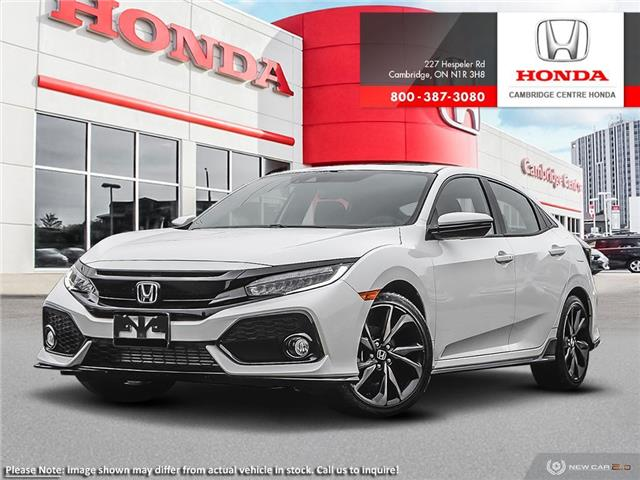 2019 Honda Civic Sport Touring (Stk: 19902) in Cambridge - Image 1 of 26
