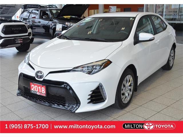 2018 Toyota Corolla  2T1BURHE9JC119724 119724 in Milton