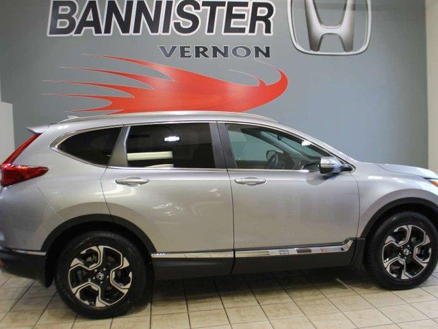 New 2019 Honda CR-V Touring  - Vernon - Bannister Honda