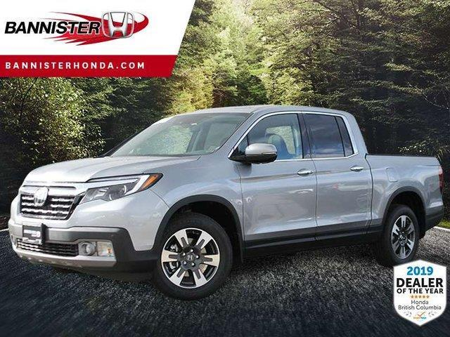 2019 Honda Ridgeline Touring (Stk: 19-341) in Vernon - Image 1 of 1