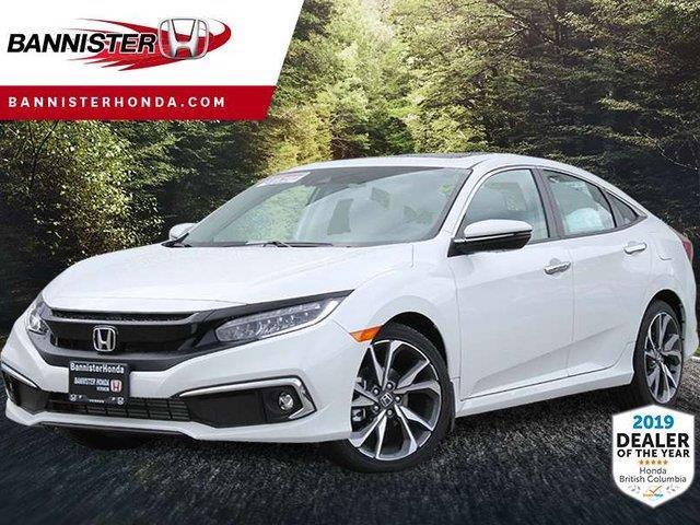 New 2019 Honda Civic Touring  - Vernon - Bannister Honda