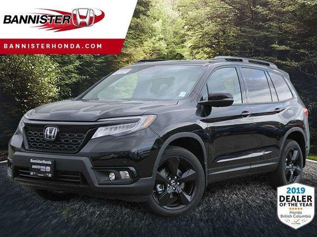 2019 Honda Passport Touring (Stk: 19-353) in Vernon - Image 1 of 1