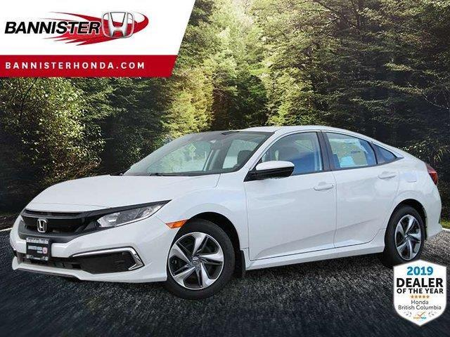 2019 Honda Civic LX (Stk: 19-358) in Vernon - Image 1 of 1