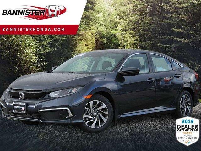 New 2019 Honda Civic EX  - Vernon - Bannister Honda