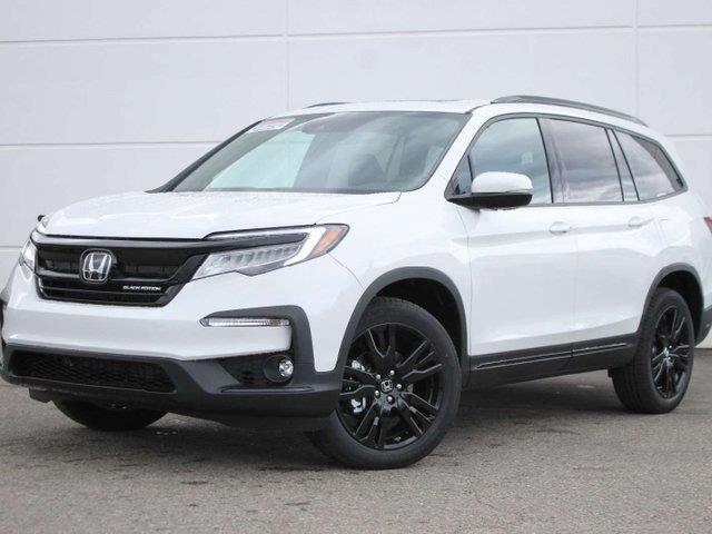 2020 Honda Pilot Black Edition (Stk: 20-002) in Vernon - Image 1 of 5