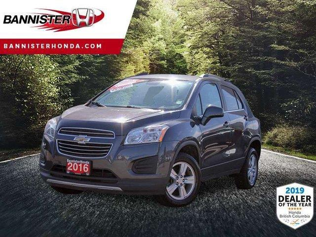 2016 Chevrolet Trax LT (Stk: P19-093) in Vernon - Image 1 of 14