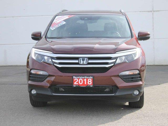 2018 Honda Pilot Touring (Stk: P19-097) in Vernon - Image 2 of 17