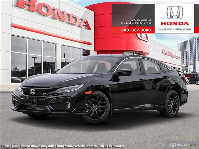 2020 Honda Civic Si Base (Stk: 20295) in Cambridge - Image 1 of 24