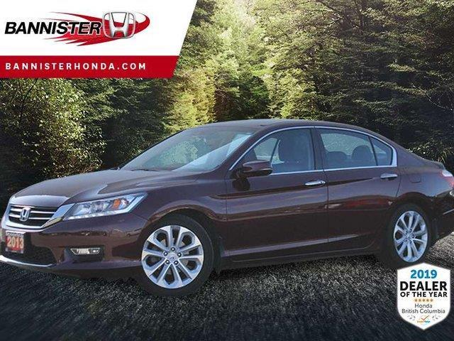 2013 Honda Accord Touring (Stk: 19-394A) in Vernon - Image 1 of 17