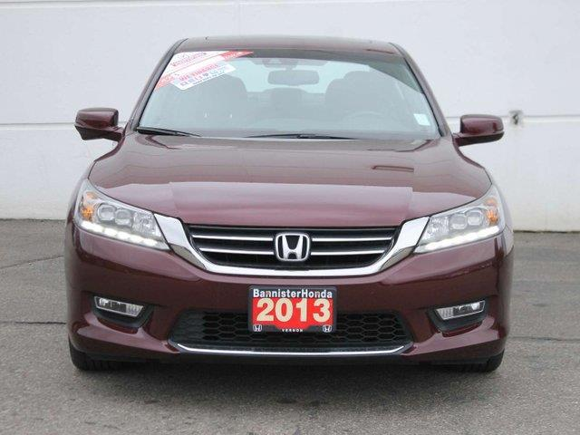 2013 Honda Accord Touring (Stk: 19-394A) in Vernon - Image 2 of 17