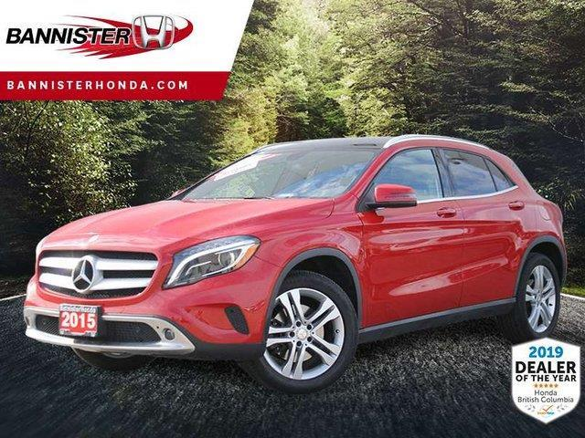 2015 Mercedes-Benz GLA-Class Base (Stk: P19-100) in Vernon - Image 1 of 18