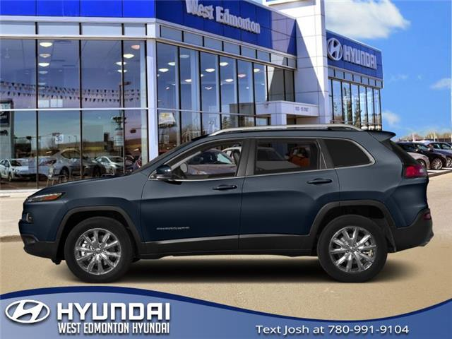 2015 Jeep Cherokee North (Stk: 96579P) in Edmonton - Image 1 of 1