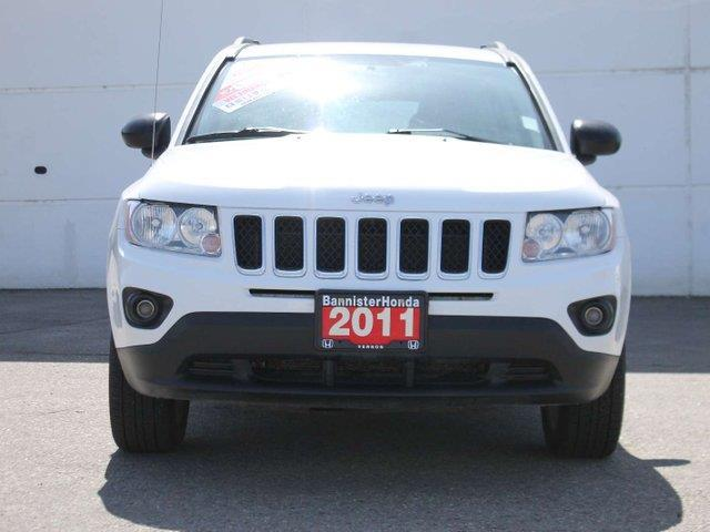 2011 Jeep Compass Sport/North (Stk: P19-041A) in Vernon - Image 2 of 14