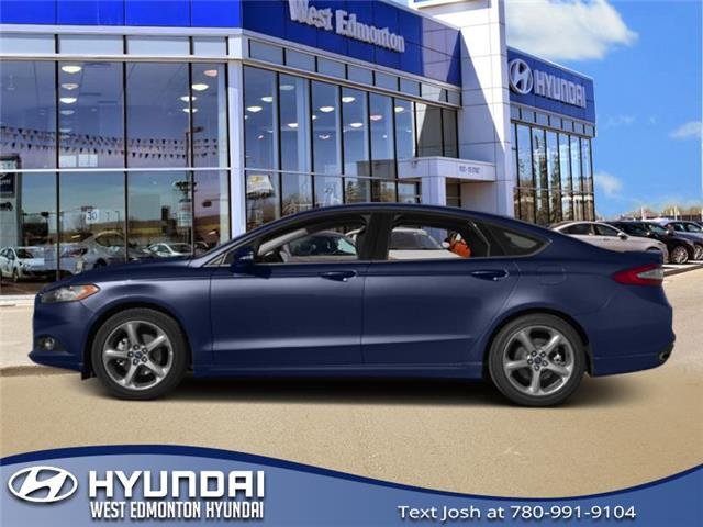 2014 Ford Fusion S (Stk: E4644) in Edmonton - Image 1 of 1