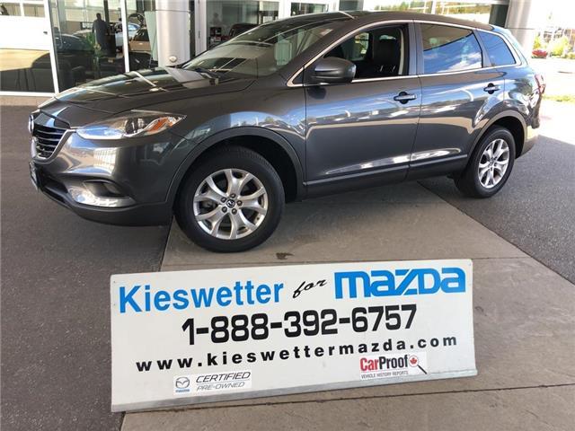 2015 Mazda CX-9 GS (Stk: 35882A) in Kitchener - Image 1 of 30