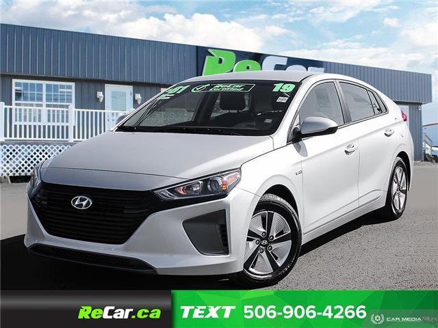 2019 Hyundai Ioniq Hybrid ESSENTIAL KMHC75LC4KU108852 191084A in Fredericton