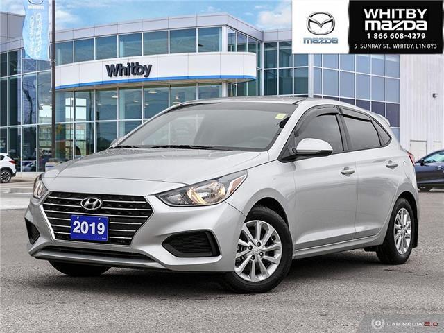2019 Hyundai Accent Preferred 3KPC25A32KE059901 190515B in Whitby