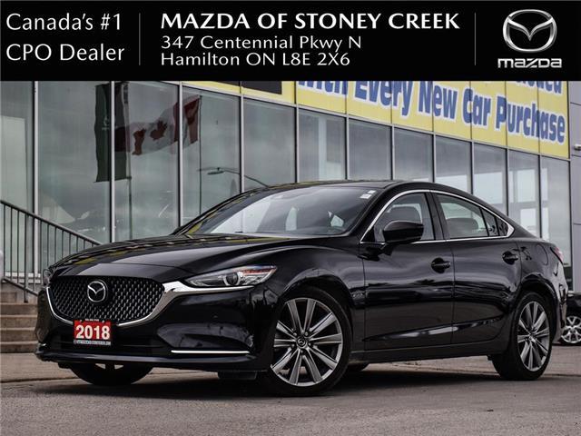 2018 Mazda MAZDA6 Signature (Stk: SU1398) in Hamilton - Image 1 of 21