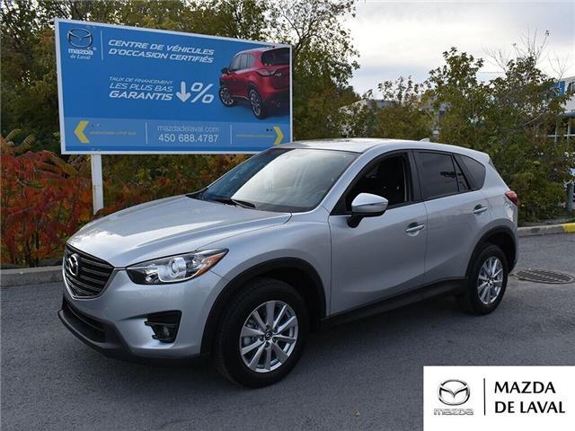 2016 Mazda CX-5 GS (Stk: U7463) in Laval - Image 1 of 20