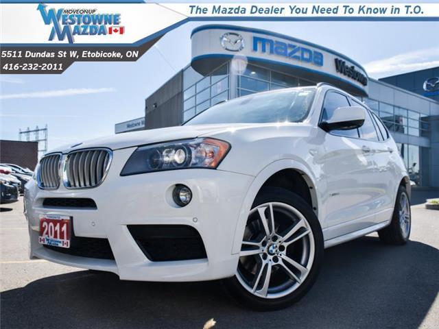 2011 BMW X3 xDrive35i (Stk: 15856A) in Etobicoke - Image 1 of 28