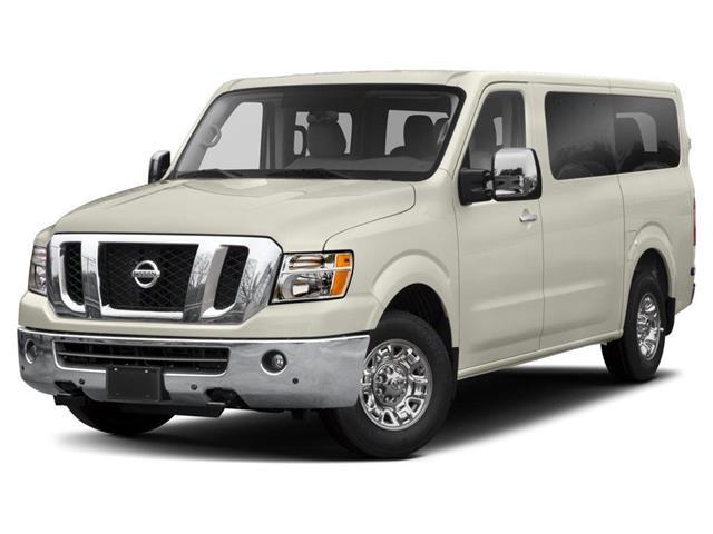 2020 Nissan NV Passenger NV3500 HD SL V8 (Stk: 9773) in Okotoks - Image 1 of 8
