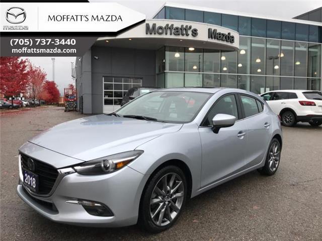 2018 Mazda Mazda3 Sport GT (Stk: 27939) in Barrie - Image 1 of 28