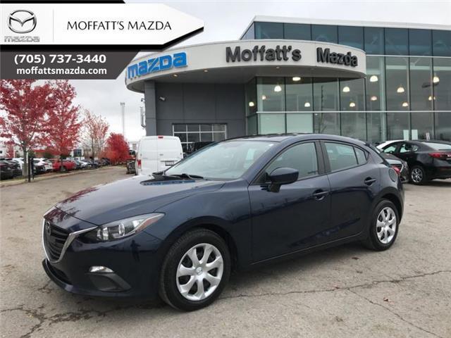 2016 Mazda Mazda3 Sport GX (Stk: 27961) in Barrie - Image 1 of 23
