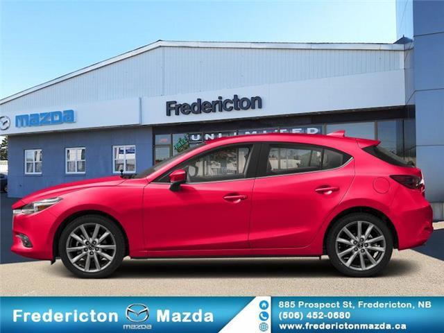 2018 Mazda Mazda3 Sport GT (Stk: 19262A) in Fredericton - Image 1 of 1