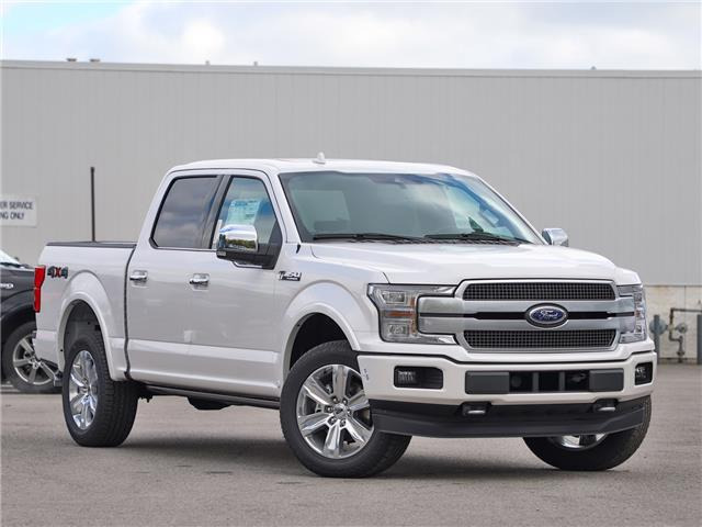 2019 Ford F-150 Platinum (Stk: 19F11105) in St. Catharines - Image 1 of 28