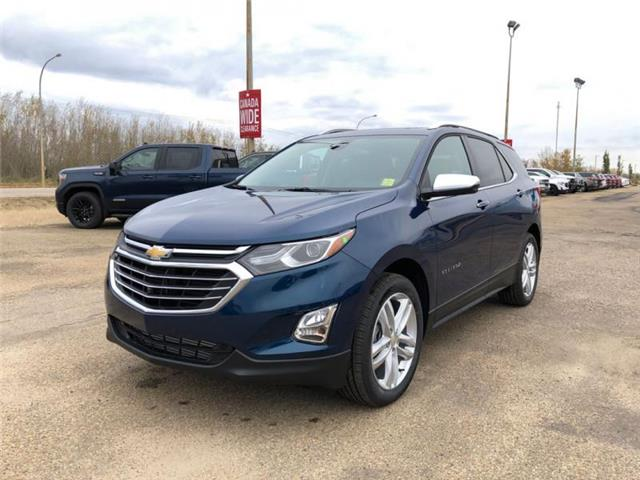 2020 Chevrolet Equinox Premier (Stk: T0017) in Athabasca - Image 1 of 21
