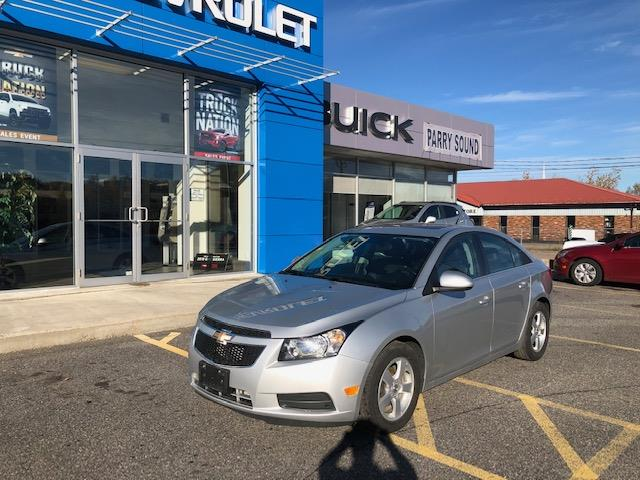 2014 Chevrolet Cruze 2LT (Stk: 19-237A) in Parry Sound - Image 1 of 6