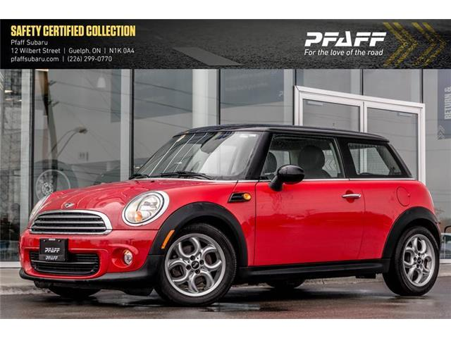 2013 MINI Hatch Cooper (Stk: S00392A) in Guelph - Image 1 of 30