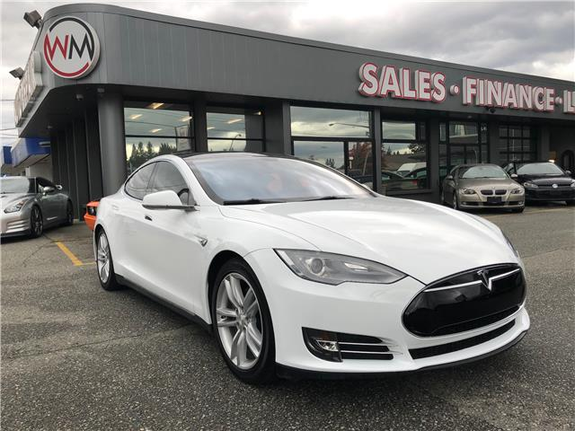 2013 Tesla Model S Signature Performance (Stk: 13-P15773) in Abbotsford - Image 1 of 15