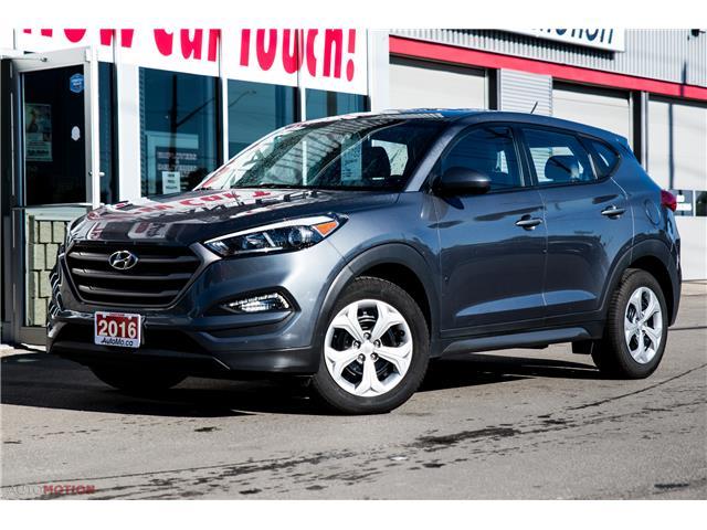2016 Hyundai Tucson  (Stk: 191182) in Chatham - Image 1 of 23