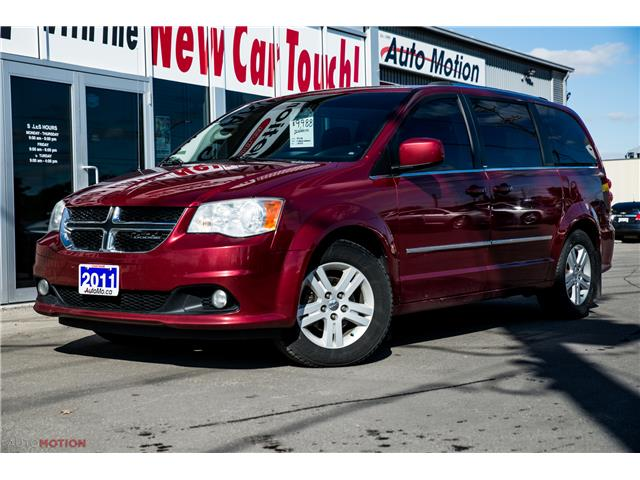 2011 Dodge Grand Caravan Crew (Stk: 191148) in Chatham - Image 1 of 23