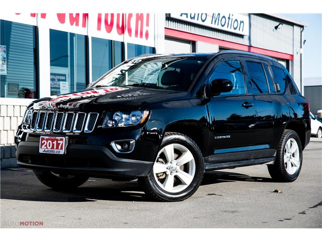 2017 Jeep Compass Sport/North (Stk: 191211) in Chatham - Image 1 of 26