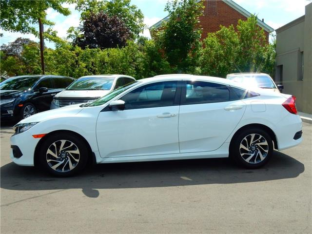 2016 Honda Civic EX (Stk: 2HGFC2) in Kitchener - Image 1 of 1