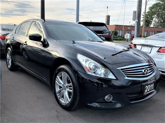 2011 Infiniti G25x Luxury (Stk: JN1DV6) in Kitchener - Image 1 of 1