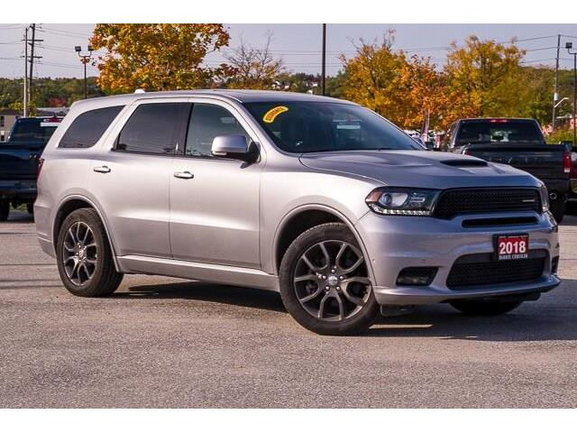 2018 Dodge Durango R/T (Stk: 26746UR) in Barrie - Image 1 of 30