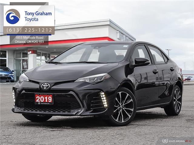 2019 Toyota Corolla SE (Stk: U9205) in Ottawa - Image 1 of 29