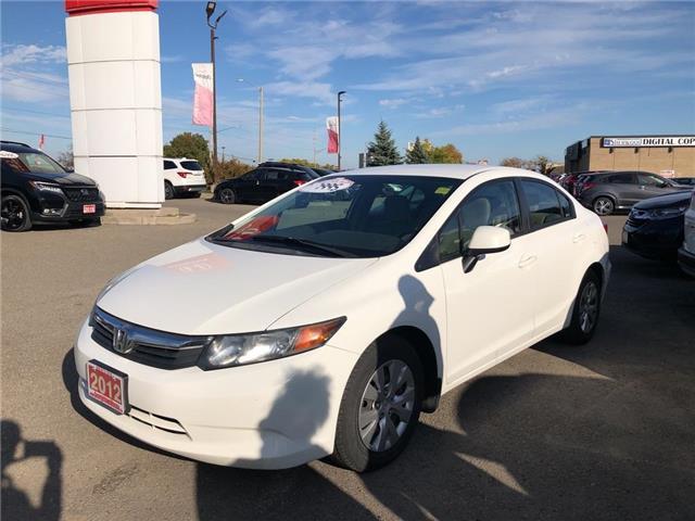 2012 Honda Civic LX (Stk: K1547A) in Georgetown - Image 1 of 1