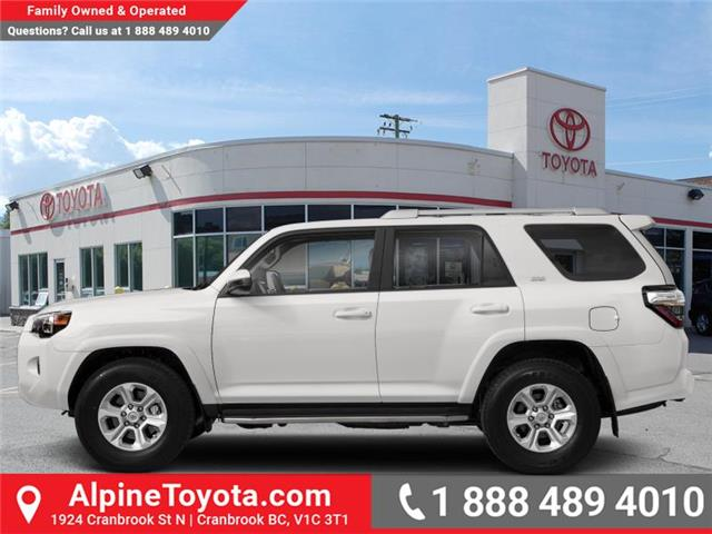 2020 Toyota 4Runner Base (Stk: 5750112) in Cranbrook - Image 1 of 1