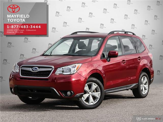 2016 Subaru Forester 2.5i Convenience Package (Stk: 192125B) in Edmonton - Image 1 of 20