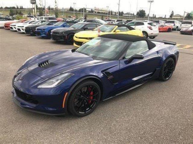 2019 Chevrolet Corvette Grand Sport (Stk: K5107753) in Calgary - Image 1 of 8