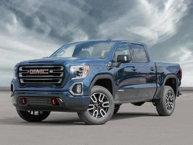 2019 GMC Sierra 1500 AT4 (Stk: KZ421221) in Calgary - Image 1 of 23