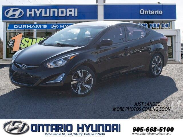 2015 Hyundai Elantra GLS (Stk: 51661K) in Whitby - Image 1 of 1