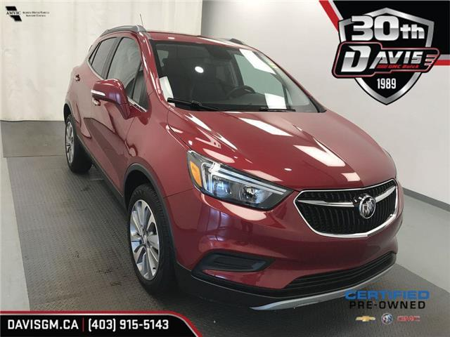 2019 Buick Encore Preferred KL4CJESB3KB723526 210242 in Lethbridge