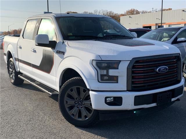2017 Ford F-150 Lariat (Stk: 0011PT) in Midland - Image 1 of 21